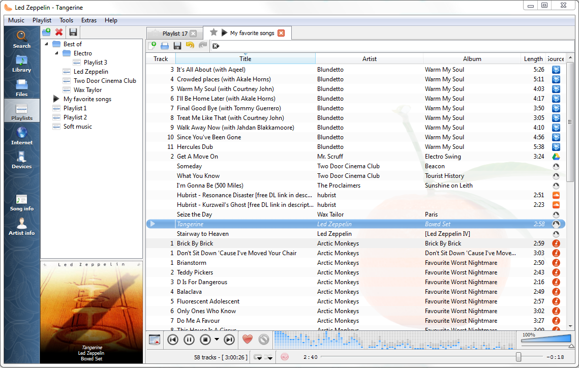 cloud music player & downloader pro